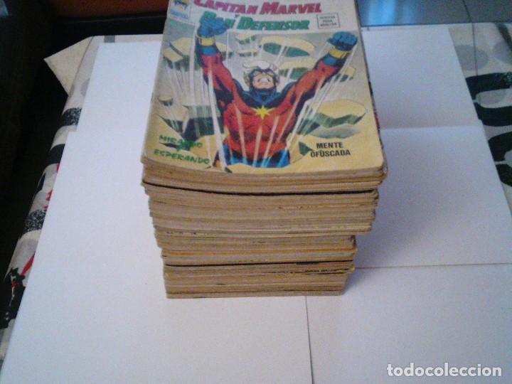 Cómics: HEROES MARVEL - VERTICE - VOLUMEN 2 - COMPLETA - 67 NUMEROS + 1 ESPECIAL - M.B.E. - GORBAUD - CJ 30 - Foto 3 - 80344033