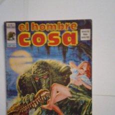 Cómics: HOMBRE COSA - VERTICE - COMPLETA - B.E. - 9 NUMEROS - CJ 86 - GORBAUD. Lote 80344513