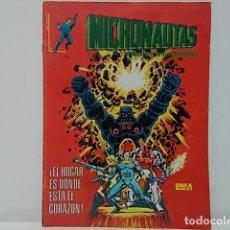 Cómics: MICRONAUTAS ...PROCEDENTES DE OTRA DIMENSIÓN Nº 1 - MUNDO COMICS - LÍNEA 83 - EDICIONES SURCO.. Lote 80423173