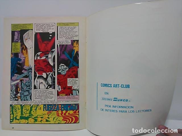 Cómics: Micronautas ...Procedentes de otra dimensión Nº 1 - Mundo Comics - Línea 83 - Ediciones Surco. - Foto 4 - 80423173