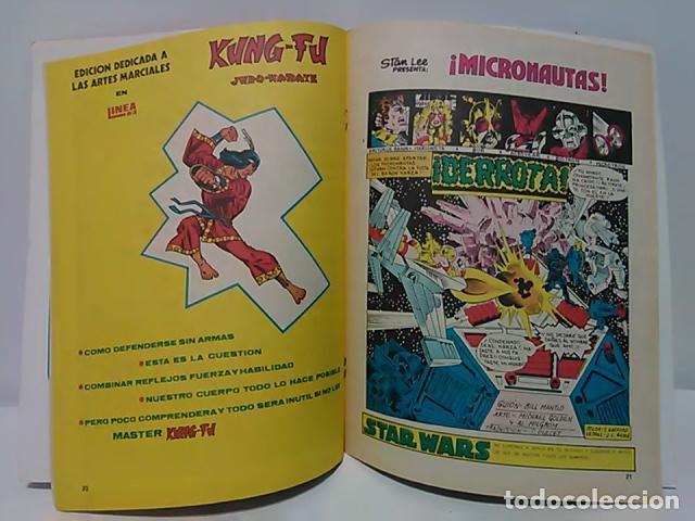 Cómics: Micronautas ...Procedentes de otra dimensión Nº 1 - Mundo Comics - Línea 83 - Ediciones Surco. - Foto 5 - 80423173