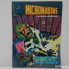 Cómics: MICRONAUTAS ...PROCEDENTES DE OTRA DIMENSIÓN Nº 5 - MUNDO COMICS - LÍNEA SURCO - EDICIONES SURCO.. Lote 80423425