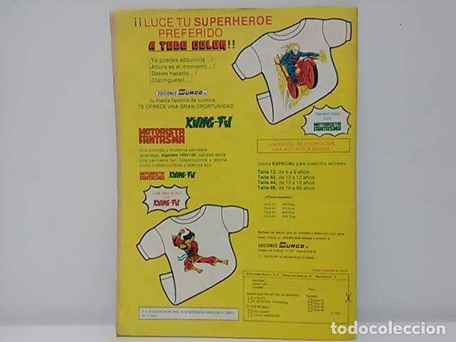Cómics: Micronautas ...Procedentes de otra dimensión Nº 5 - Mundo Comics - Línea Surco - Ediciones Surco. - Foto 2 - 80423425