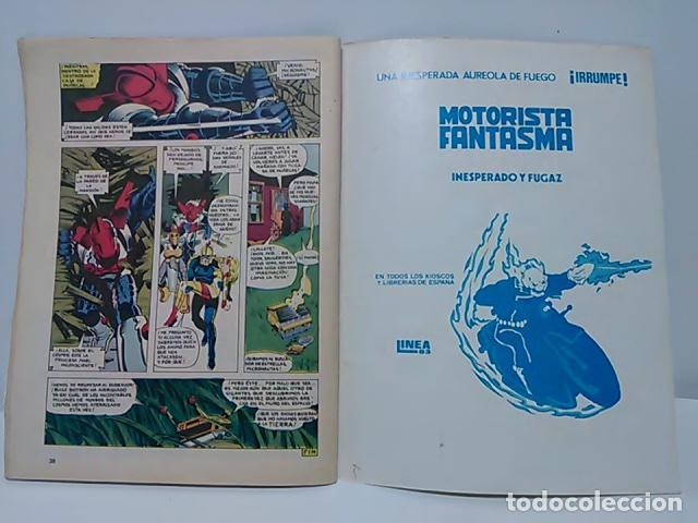 Cómics: Micronautas ...Procedentes de otra dimensión Nº 5 - Mundo Comics - Línea Surco - Ediciones Surco. - Foto 6 - 80423425