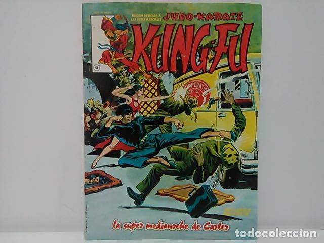 JUDO-KARATE KUNG-FU RELATOS SALVAJES Nº 9 - MUNDO COMICS - LÍNEA SURCO - EDICIONES SURCO. (Tebeos y Comics - Vértice - Surco / Mundi-Comic)