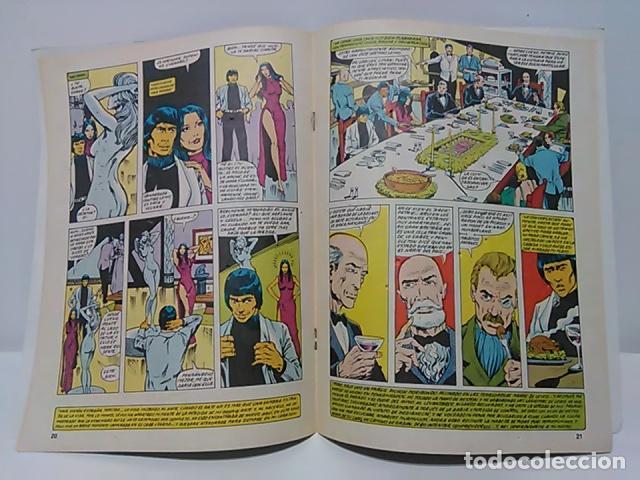 Cómics: Judo-Karate Kung-Fu Relatos Salvajes Nº 9 - Mundo Comics - Línea Surco - Ediciones Surco. - Foto 6 - 80424517