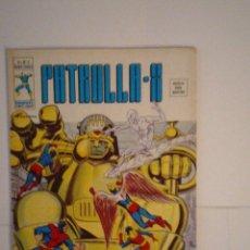 Cómics: PATRULLA X - VERTICE - VOLUMEN 3 - NUMERO 8 - MUY BUEN ESTADO - CJ 99 - GORBAUD. Lote 80448397