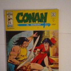 Cómics: CONAN EL BARBARO - VERTICE - VOLUMEN 2 - NUMERO 21 - CJ 70 - BUEN ESTADO - CJ 70 - GORBAUD. Lote 80451473