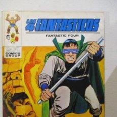 Cómics: LOS 4 FANTASTICOS-Nº44-EDICIONES VERTICE-TACO-V.1. Lote 80645526