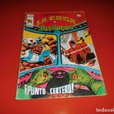 Cómics: SUPER HEROES -LA COSA Y DAN DEFENSOR V.2 Nº 101 MUNDI-COMICS- VERTICE. Lote 80763802