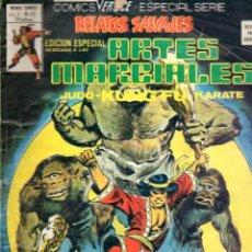 Cómics: RELATOS SALVAJES MUNDI COMICS Nº 52 : ARTES MARCIALES (1979). Lote 80842555