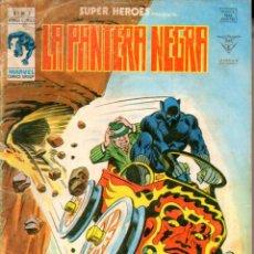 Cómics: SUPER HÉROES LA PANTERA NEGRA MUNDI COMICS V 1 Nº 2 (1978). Lote 80843455