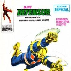 Cómics: DAN DEFENSOR N.10. LA FURIA DE DAN DEFENSOR.. Lote 80847427