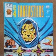Cómics: 4 FANTASTICOS VOL. 3 Nº 22 - VERTICE. Lote 80938492