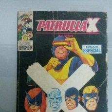 Cómics: PATRULLA X NO 27 MARVEL VERTICE 128 PAG. COMPLETO. Lote 81098206