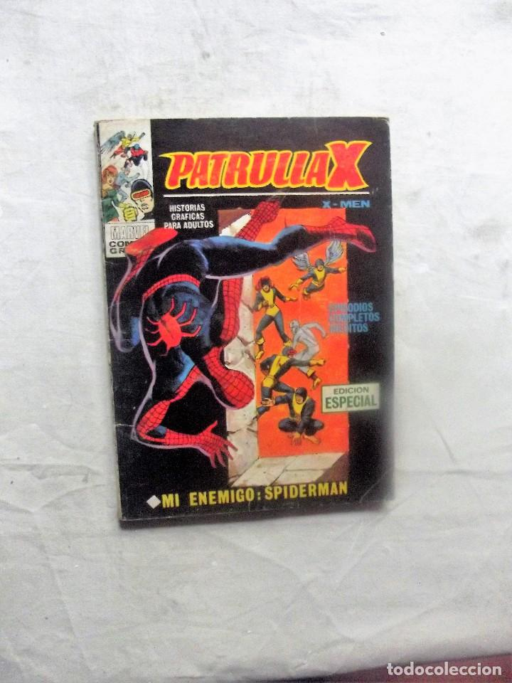 Cómics: PATRULLA X MI ENEMIGO SPIDERMAN - Foto 1 - 81196788