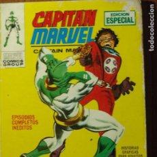 Cómics: CAPITAN MARVEL VOL.1 DE MARVEL VERTICE Nº4 EN TACO. Lote 81833560