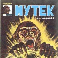 Cómics: MYTEK EL PODEROSO-Nº 5-MUNDICÓMICS-1981-FINAL DE ÉSTA COLECCIÓN-CON TUMBITA-BUENO- MUY DIFÍCIL-6113. Lote 105812267