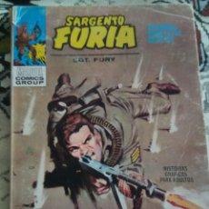 Cómics: SARGENTO FURIA N 2. Lote 82330664