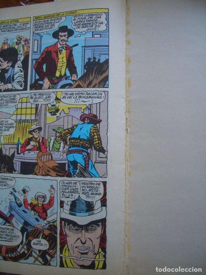 Cómics: RELATOS SALVAJES ARTES MARCIALES V.2 Nº9 (VÉRTICE, 1981) - Foto 4 - 82737696