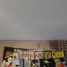 Cómics: LOTE 16 COMICS FLASH GORDON ORIGINALES..LEER DESCRIPCION.. Lote 82820340