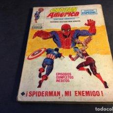 Cómics: CAPITAN AMERICA EXTRA TACO Nº 8 (ED. VERTICE) (C4). Lote 82977912