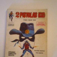 Cómics: 2 PISTOLAS KID - VERTICE - VOLUMEN 1 -COMPLETA - BUEN ESTADO - CJ 76 - GORBAUD. Lote 83305084