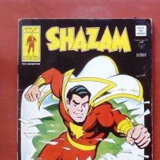 Cómics: SHAZAM Nº1 POR DENNIS O'NEIL, C.C. BECK, BINDER, MAGGIN, COSTANZA - EDICIONES VÉRTICE (1977). Lote 83590295