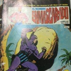 Cómics: EL HOMBRE ENMASCARADO-VOL 2-20-VERTICE 1980. Lote 83970035