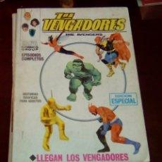 Cómics: VERTICE - LOS VENGADORES - COLECCION COMPLETA 52 COMICS - VOL.1 - ENVIO GRATIS. Lote 84228860