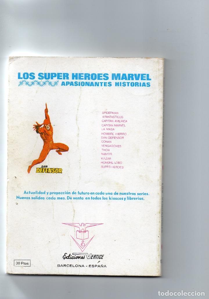 Cómics: VERTICE - LOS VENGADORES - COLECCION COMPLETA 52 COMICS - VOL.1 - ENVIO GRATIS - Foto 6 - 84228860