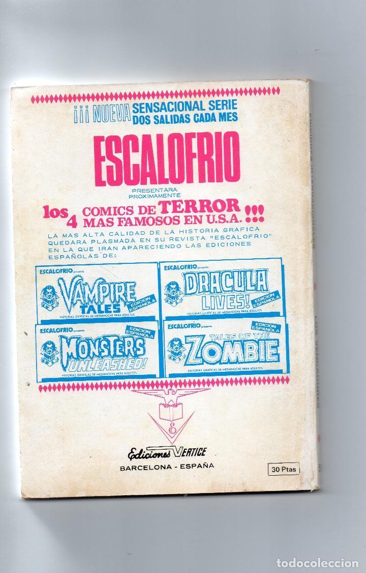 Cómics: VERTICE - LOS VENGADORES - COLECCION COMPLETA 52 COMICS - VOL.1 - ENVIO GRATIS - Foto 8 - 84228860