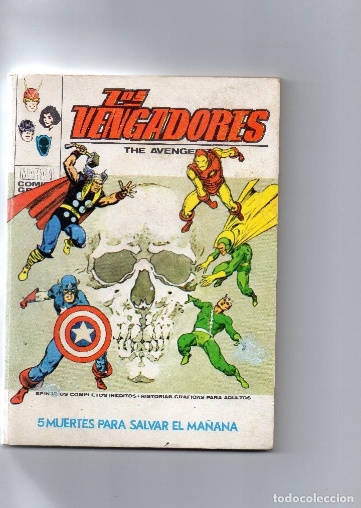 Cómics: VERTICE - LOS VENGADORES - COLECCION COMPLETA 52 COMICS - VOL.1 - ENVIO GRATIS - Foto 17 - 84228860