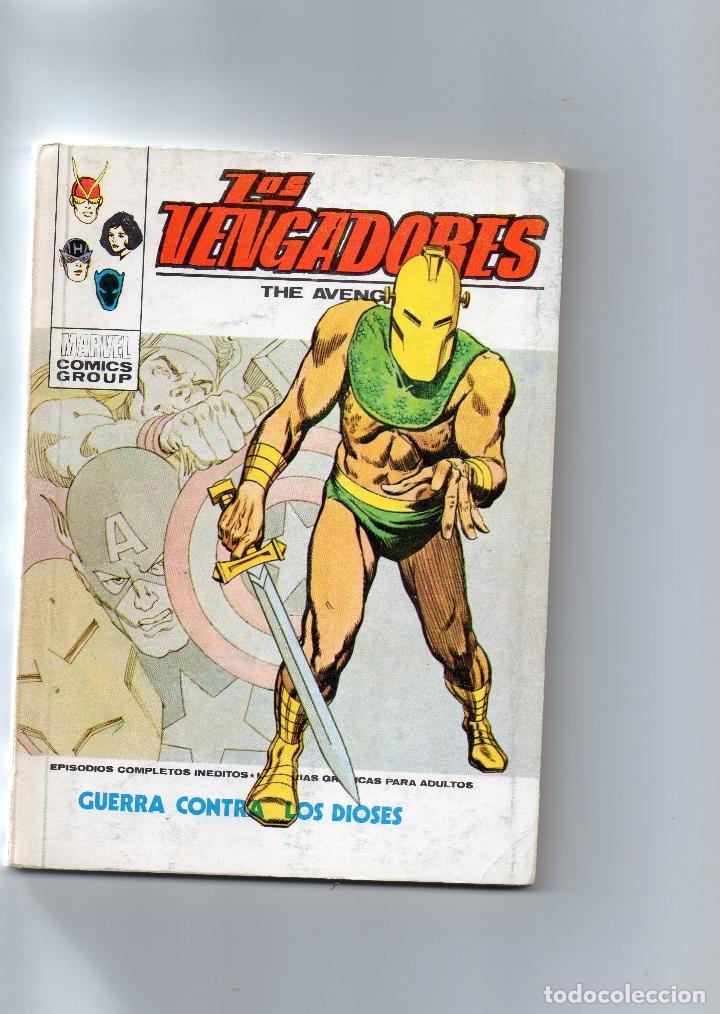 Cómics: VERTICE - LOS VENGADORES - COLECCION COMPLETA 52 COMICS - VOL.1 - ENVIO GRATIS - Foto 19 - 84228860