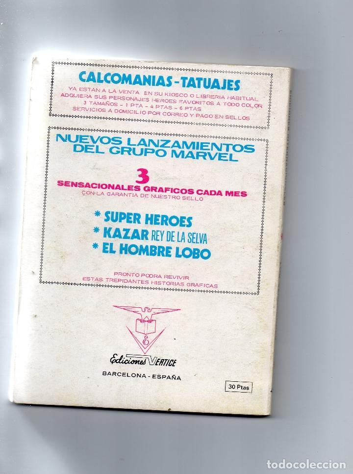 Cómics: VERTICE - LOS VENGADORES - COLECCION COMPLETA 52 COMICS - VOL.1 - ENVIO GRATIS - Foto 20 - 84228860