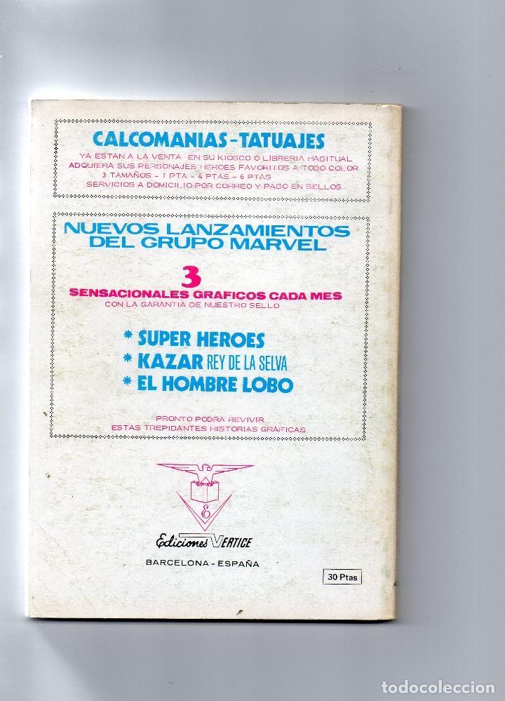 Cómics: VERTICE - LOS VENGADORES - COLECCION COMPLETA 52 COMICS - VOL.1 - ENVIO GRATIS - Foto 22 - 84228860