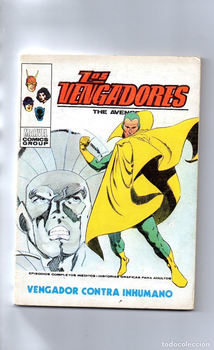 Cómics: VERTICE - LOS VENGADORES - COLECCION COMPLETA 52 COMICS - VOL.1 - ENVIO GRATIS - Foto 23 - 84228860