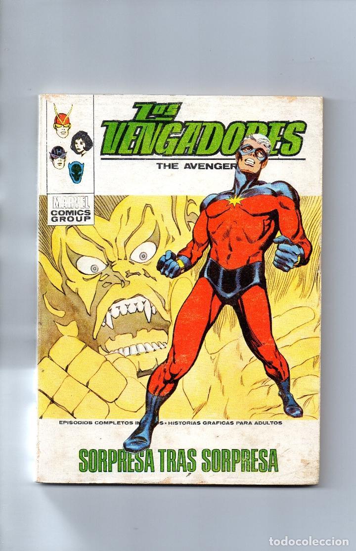 Cómics: VERTICE - LOS VENGADORES - COLECCION COMPLETA 52 COMICS - VOL.1 - ENVIO GRATIS - Foto 25 - 84228860