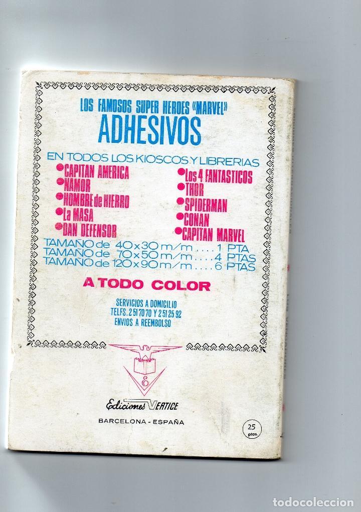 Cómics: VERTICE - LOS VENGADORES - COLECCION COMPLETA 52 COMICS - VOL.1 - ENVIO GRATIS - Foto 26 - 84228860