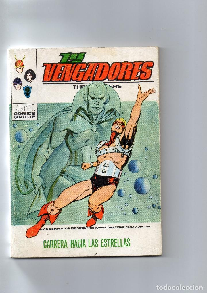 Cómics: VERTICE - LOS VENGADORES - COLECCION COMPLETA 52 COMICS - VOL.1 - ENVIO GRATIS - Foto 27 - 84228860