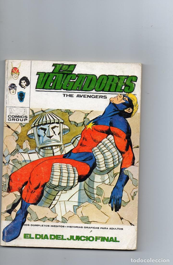 Cómics: VERTICE - LOS VENGADORES - COLECCION COMPLETA 52 COMICS - VOL.1 - ENVIO GRATIS - Foto 29 - 84228860