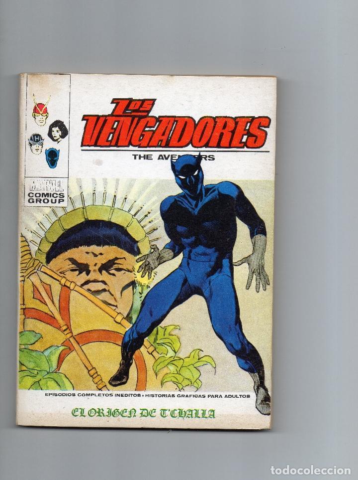 Cómics: VERTICE - LOS VENGADORES - COLECCION COMPLETA 52 COMICS - VOL.1 - ENVIO GRATIS - Foto 31 - 84228860
