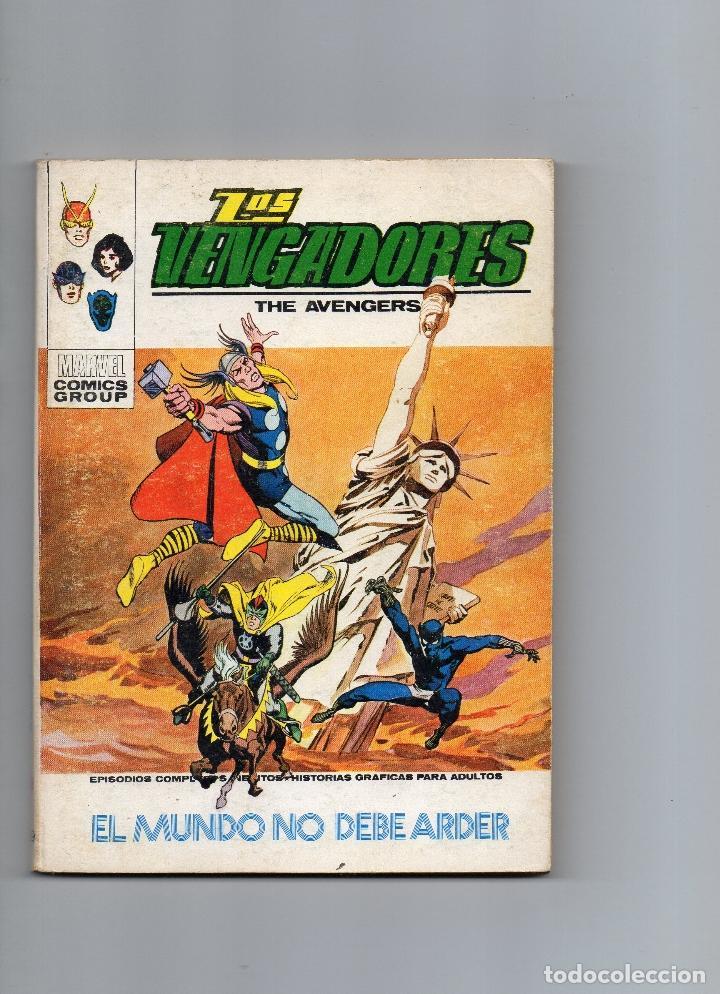 Cómics: VERTICE - LOS VENGADORES - COLECCION COMPLETA 52 COMICS - VOL.1 - ENVIO GRATIS - Foto 33 - 84228860