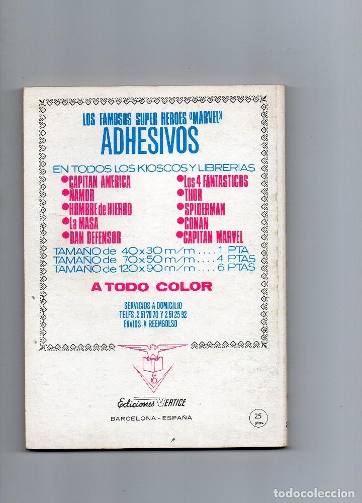 Cómics: VERTICE - LOS VENGADORES - COLECCION COMPLETA 52 COMICS - VOL.1 - ENVIO GRATIS - Foto 34 - 84228860