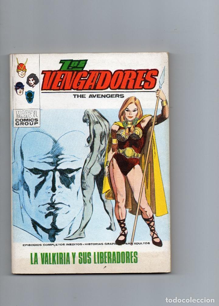 Cómics: VERTICE - LOS VENGADORES - COLECCION COMPLETA 52 COMICS - VOL.1 - ENVIO GRATIS - Foto 35 - 84228860