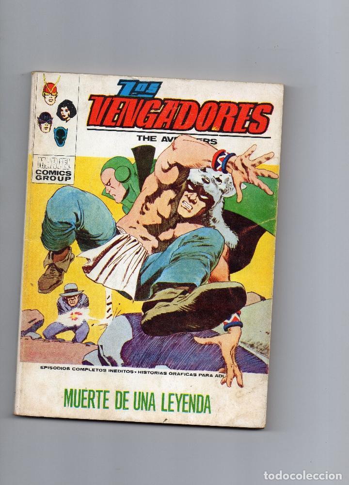 Cómics: VERTICE - LOS VENGADORES - COLECCION COMPLETA 52 COMICS - VOL.1 - ENVIO GRATIS - Foto 37 - 84228860