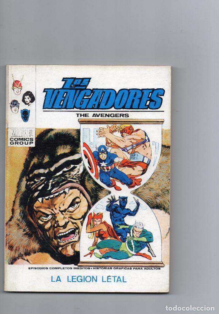 Cómics: VERTICE - LOS VENGADORES - COLECCION COMPLETA 52 COMICS - VOL.1 - ENVIO GRATIS - Foto 39 - 84228860
