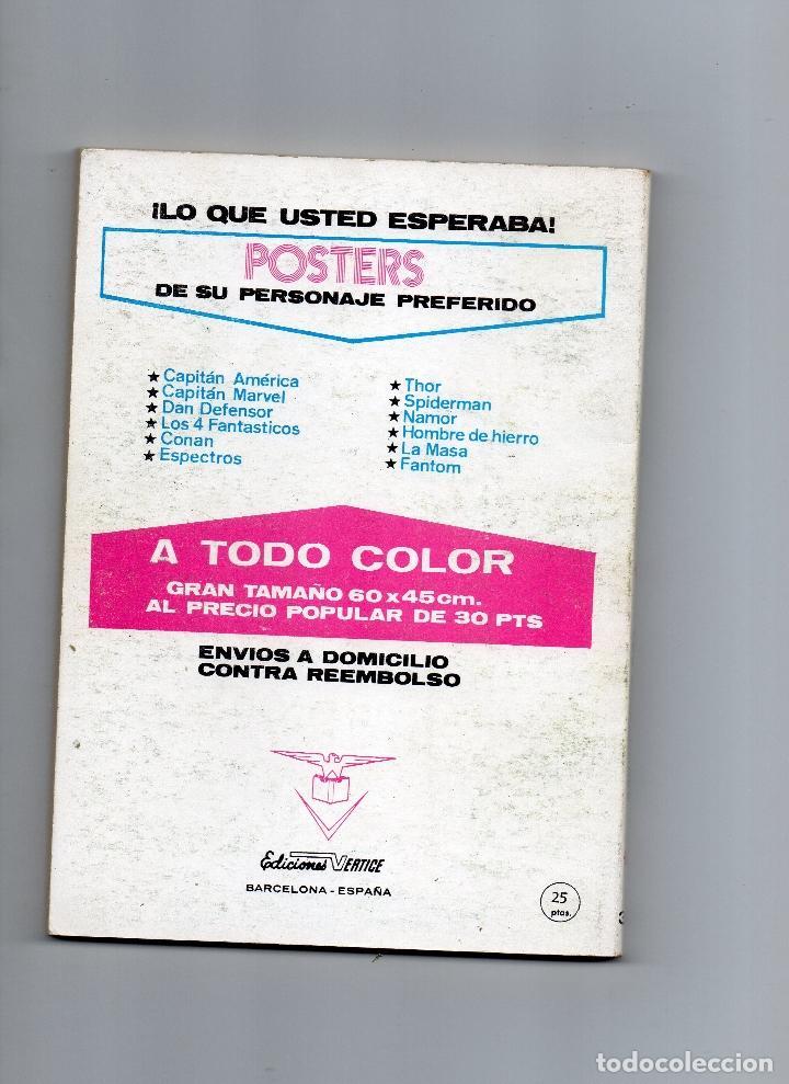 Cómics: VERTICE - LOS VENGADORES - COLECCION COMPLETA 52 COMICS - VOL.1 - ENVIO GRATIS - Foto 40 - 84228860