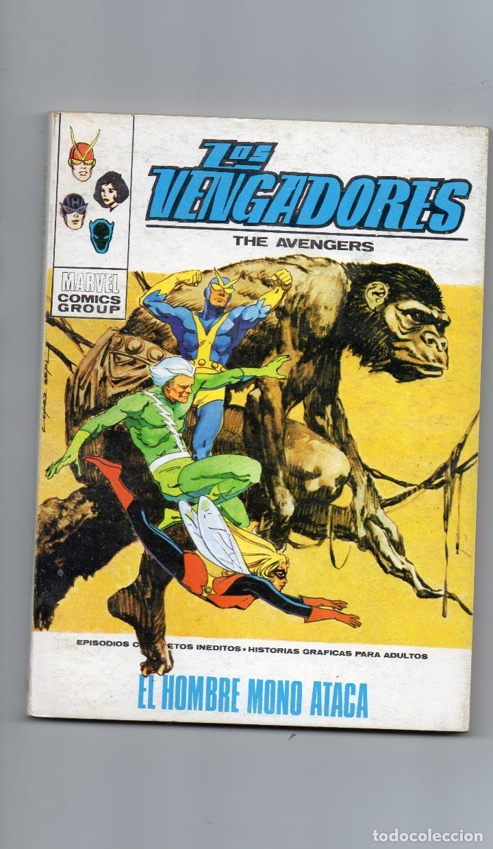 Cómics: VERTICE - LOS VENGADORES - COLECCION COMPLETA 52 COMICS - VOL.1 - ENVIO GRATIS - Foto 41 - 84228860
