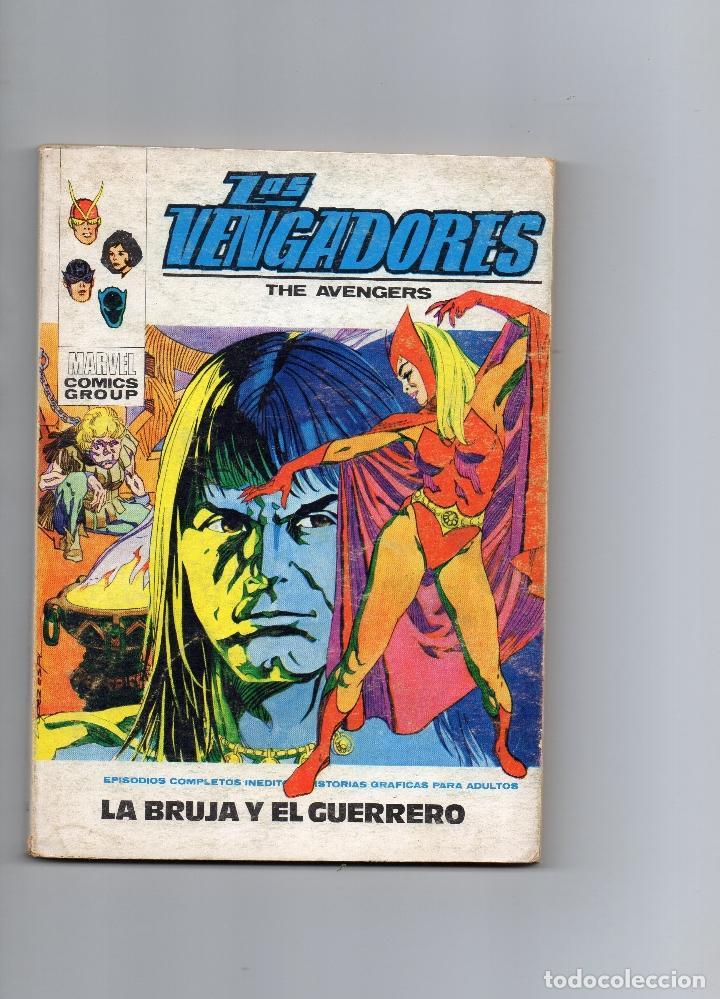 Cómics: VERTICE - LOS VENGADORES - COLECCION COMPLETA 52 COMICS - VOL.1 - ENVIO GRATIS - Foto 43 - 84228860